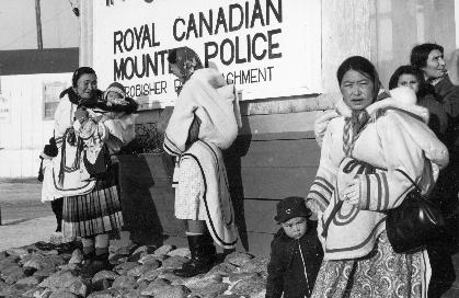 inuit rcmp