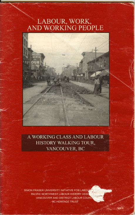 labour walking tour